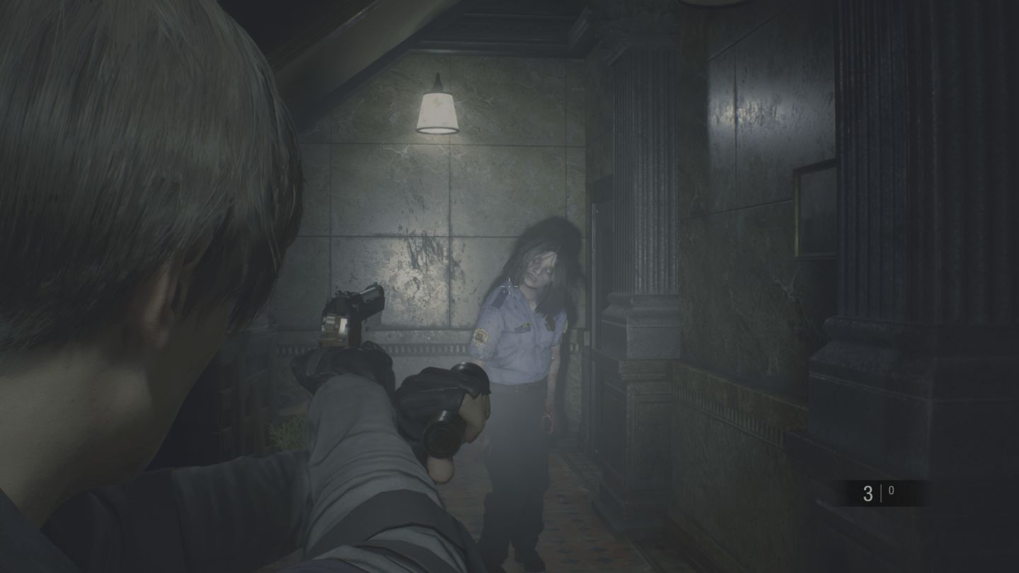If you're a fan of horror games, Capcom's excellent <em>Resident Evil 2</em> remake is $20 off today.
