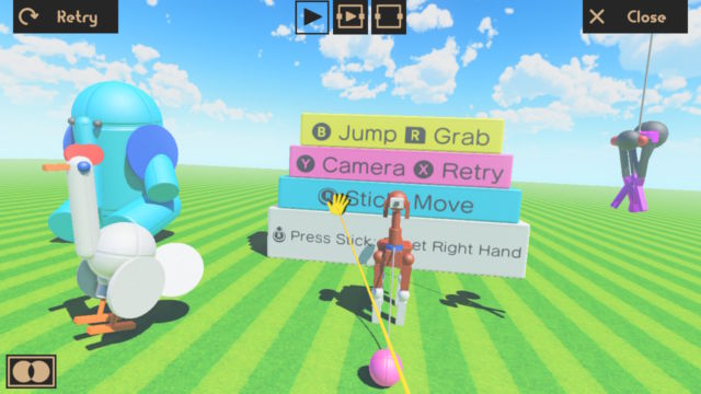 """Nintendo Labo VR review: There's no """"Nintendo magic"""" inside these"""