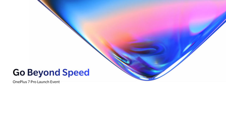 The OnePlus 7 (and 7 Pro) are launching May 14