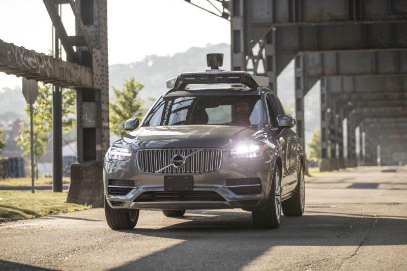 Uber has been using Volvo XC90 hybrid SUVs as R&D platforms. Soon, we can expect these to be joined by Toyota Siennas.