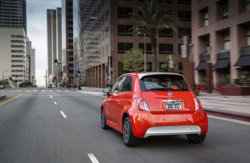 The ultimate compliance car? Sergio Marchionne, the late CEO of Fiat Chrysler Automobiles, had said that the company lost either $14,000, or $20,000, on every Fiat 500e, depending who you believe.