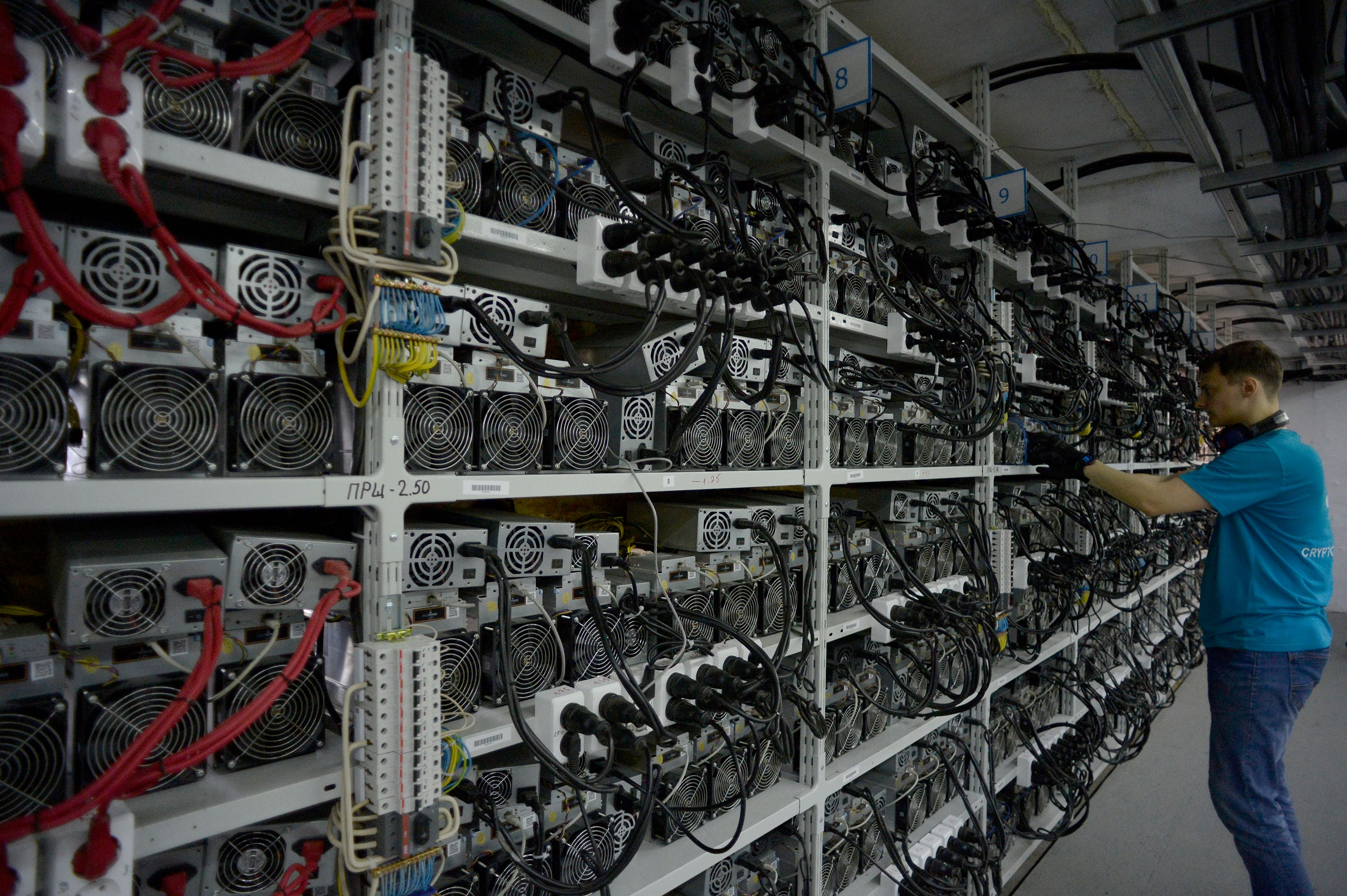 Image result for china crypto mining