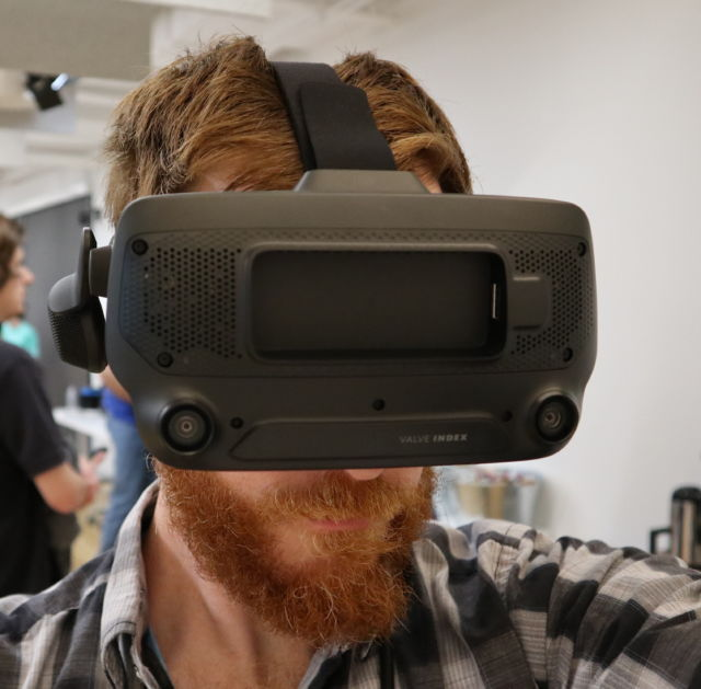 Valve Index reveal: The best of VR's first generation—but is it