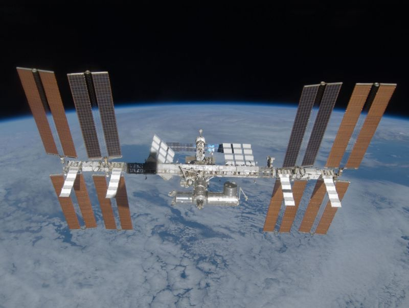 Portions of the debris field created by the March 27 anti-satellite weapons test by India could reach the International Space Station, NASA Administrator Jim Bridenstine told NASA employees.