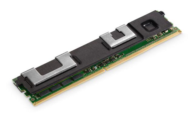 Intel Optane DC Persistent Memory.