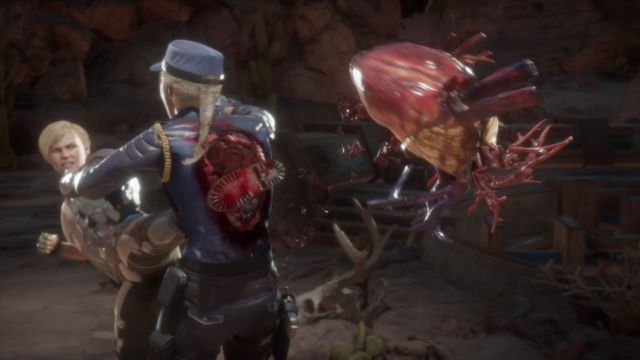 Mortal Kombat 11 review: Great gameplay, excessively