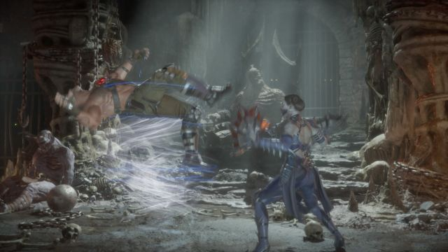 Mortal Kombat 11 review: Great gameplay, excessively packaged | Ars