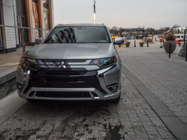 A spacious plugin SUV for under $36,000? The Mitsubishi