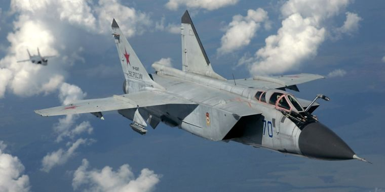 MiG downs MiG in Russian friendly fire foul-up, leaked report shows