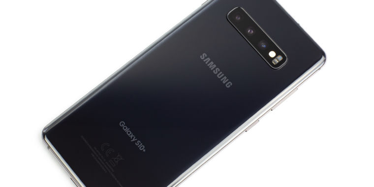 Galaxy S10 fingerprint reader defeated by screen protectors, phone cases