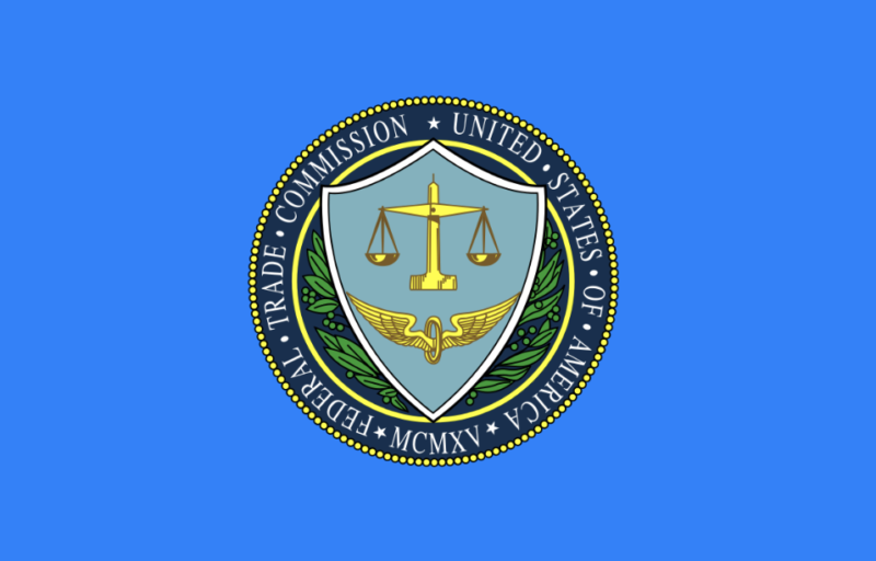 Image of the FTC logo.