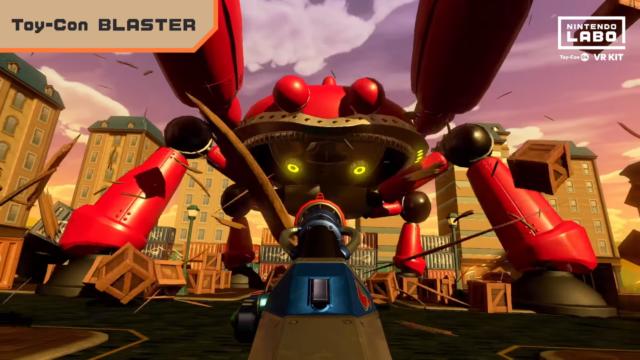 "Nintendo Labo VR review: There's no ""Nintendo magic"" inside"