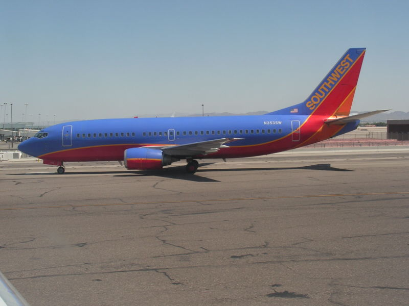 Southwest was hardest hit by a software glitch that delayed flights nationwide.