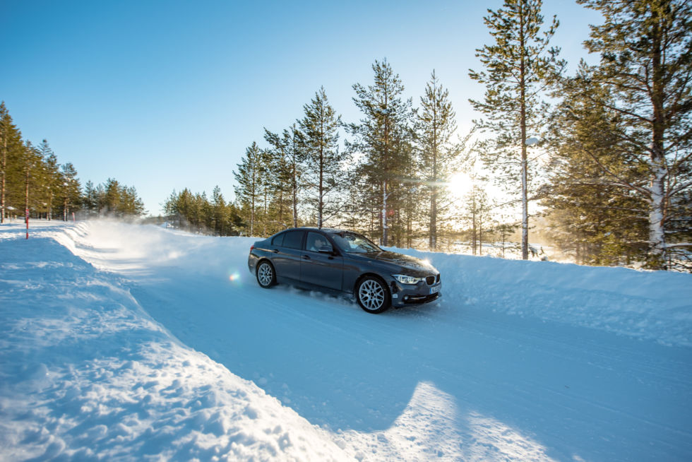 Tire Rack spends a week in the Swedish Arctic each year, testing new winter and all-season tires.