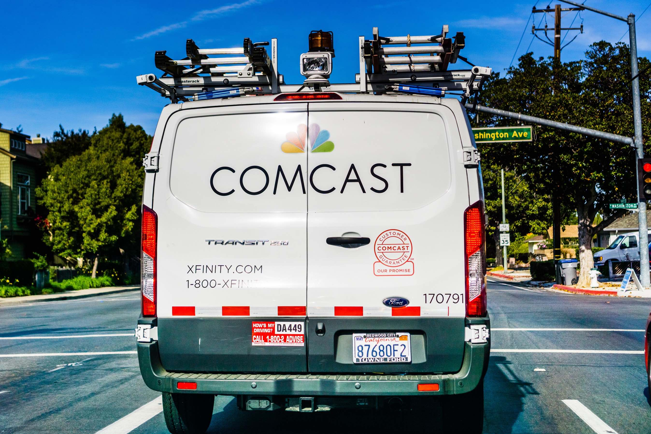 Comcast broke law 445,000 times in scheme to inflate bills