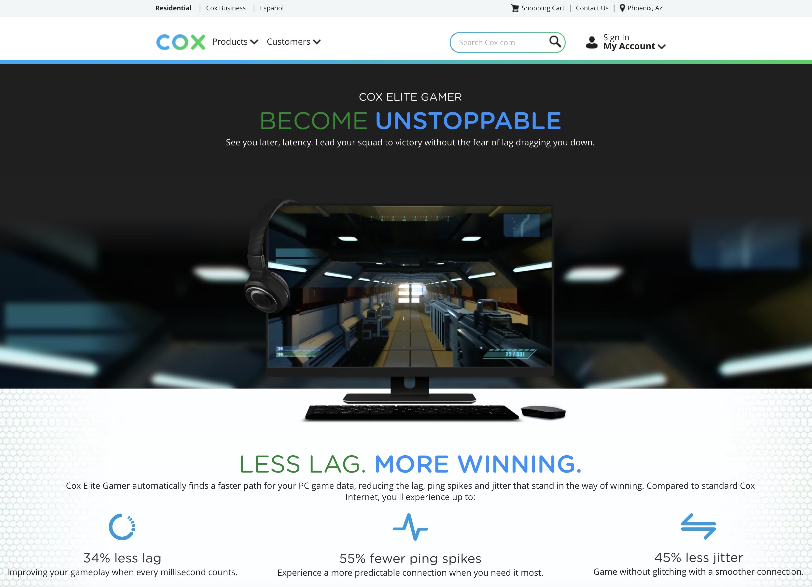 Cox Internet now charges $15 extra for faster access to online game