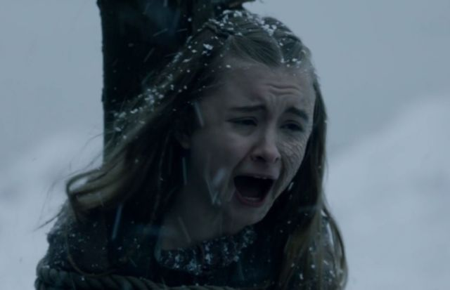 Poor Princess Shireen Baratheon suffered one of the most agonizing deaths.