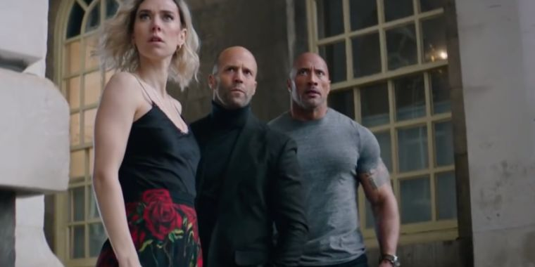 New Hobbs and Shaw tra...