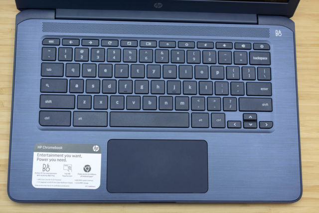 Hp Chromebook 14 Review One Of The First Amd Chromebooks Tested Ars Technica