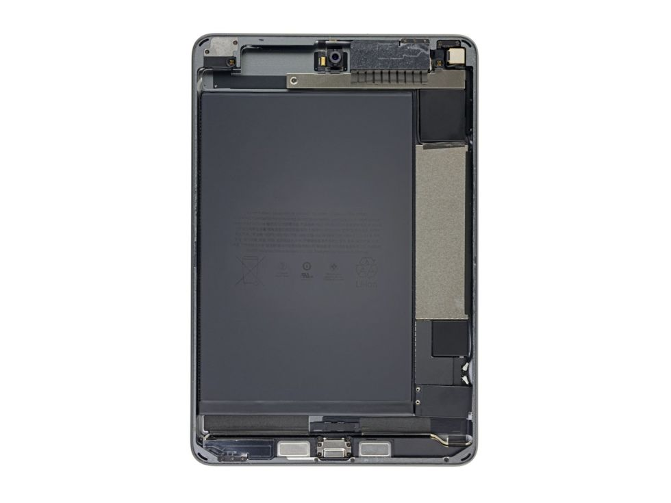 iPad mini teardown reveals a Frankenstein of components from different iPads