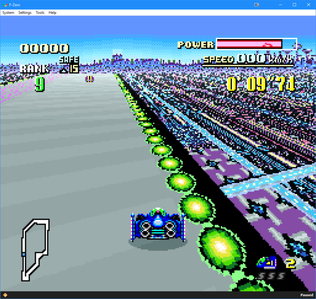 """HD emulation mod makes """"Mode 7"""" SNES games look like new 