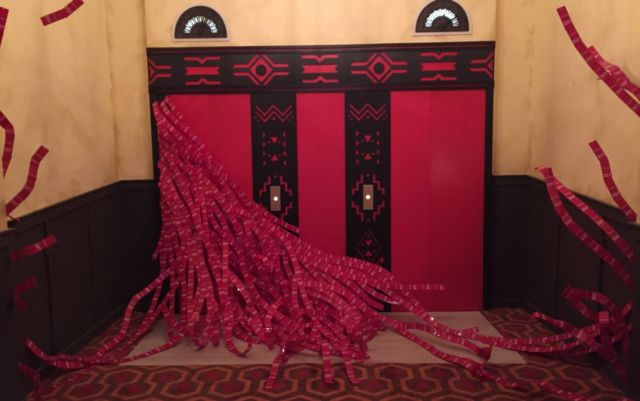 I Like Scary Movies interactive horror exhibit is art for the
