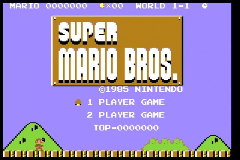 The Commodore 64 version of <em>Super Mario Bros.</em> that <em>Nintendo doesn't want you to see</em>!