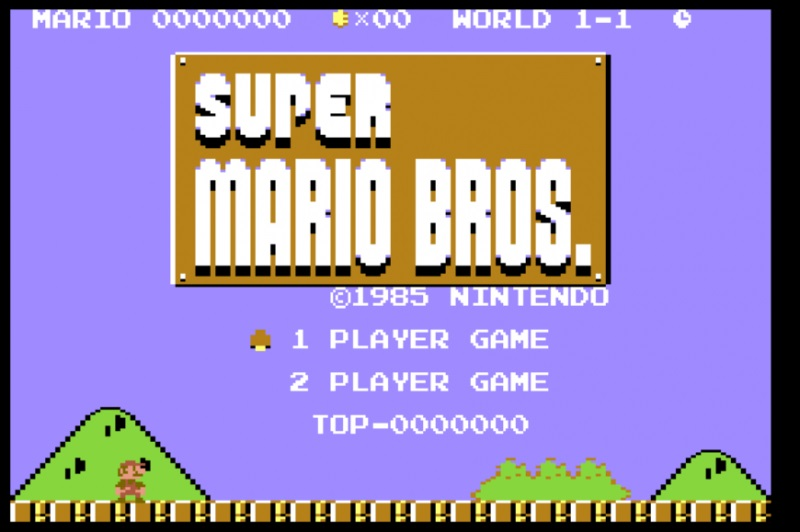 Nintendo issues DMCA takedown for Super Mario Bros  Commodore 64