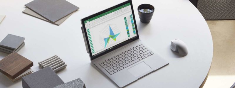 The 13.5 inch Surface Book 2.