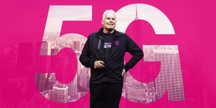 Millimeter-wave 5G will never scale beyond dense urban areas, T-Mobile says - Ars Technica