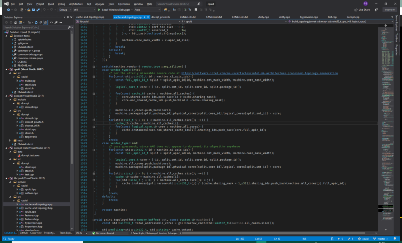 Visual Studio 2019 goes live with C++, Python shared editing | Ars