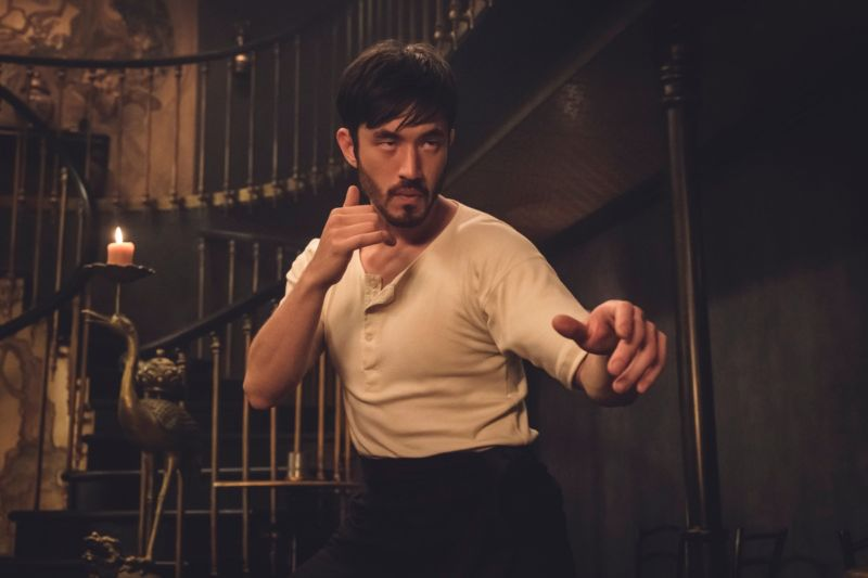 Andrew Koji plays Ah Sahm, a master martial artist who comes to San Francisco's Chinatown and gets drawn in the infamous tong wars.