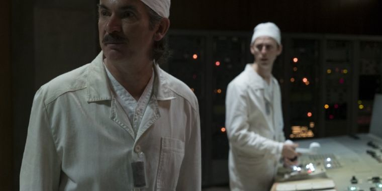 HBO's new Chernobyl mini-series shows how good science is
