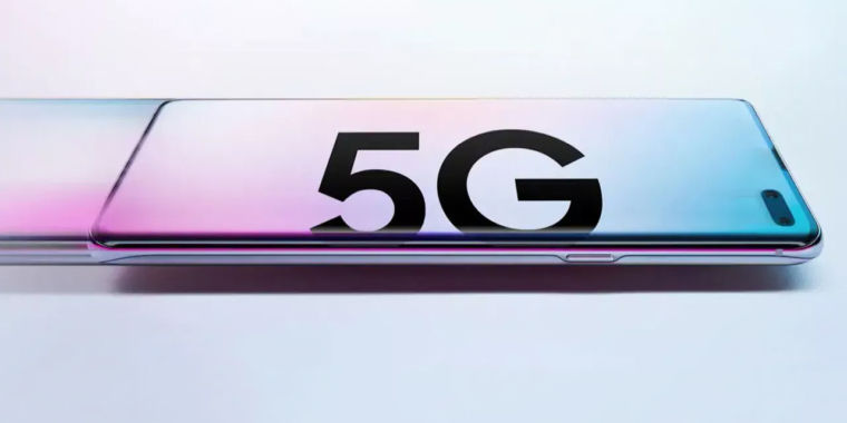 The Samsung Galaxy S10 5G is the US's first 5G phone