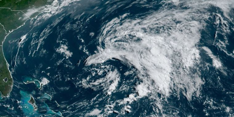 For the Fifth Year in a Row, a Named Storm has Formed Early in the Atlantic