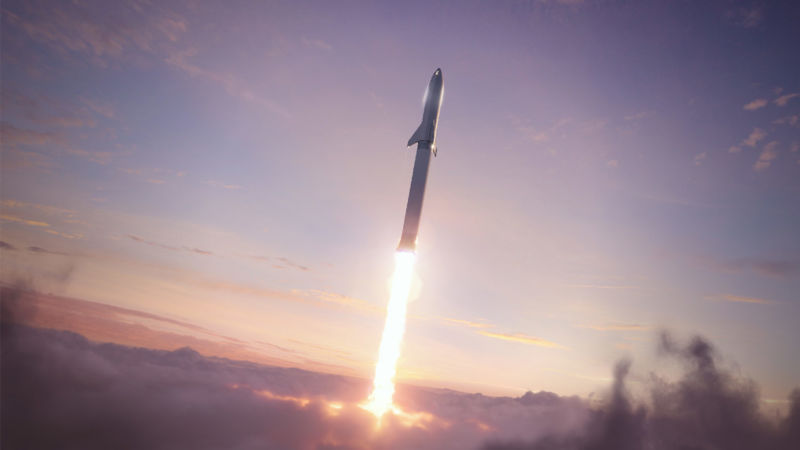 SpaceX beginning to tackle some of the big challenges for a Mars journey