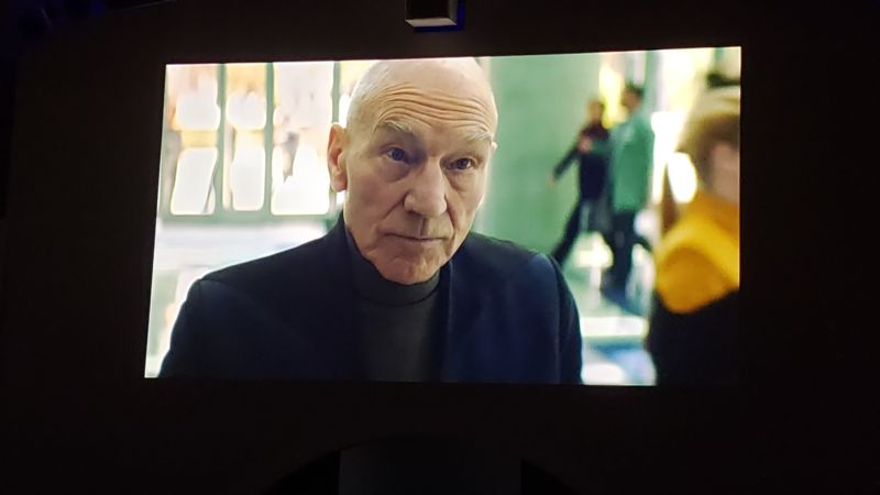 Star trek new tv series picard