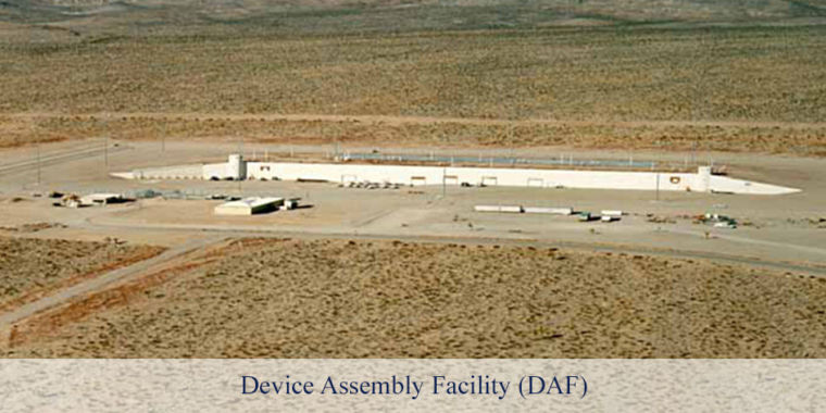 Energy Department promises to move a half-ton of waste plutonium out of Nevada
