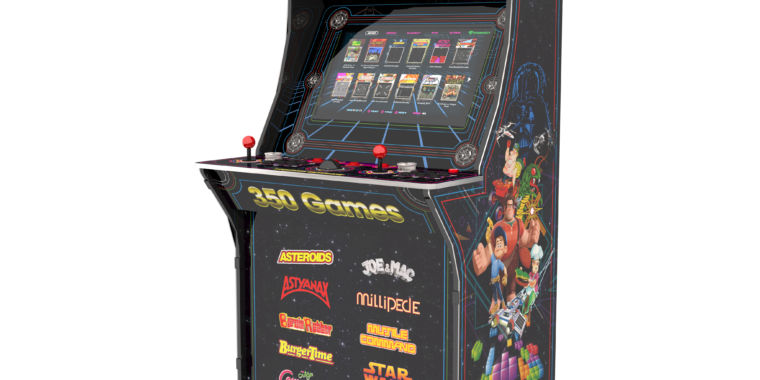 Mame For The Masses Legends Arcade Cabinet Could Thread