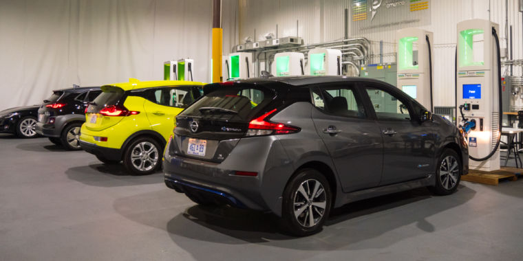 Inside Electrify Americas Plan To Simplify Electric Car Charging Ars Technica