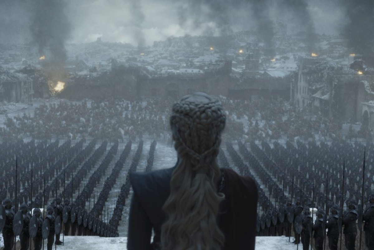 Here is our super spoiler-y review of the Game of Thrones