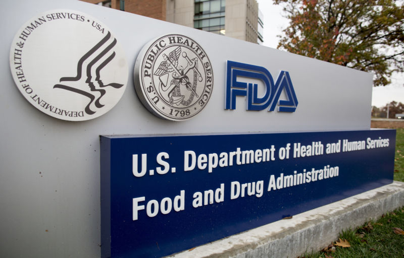 The Food and Drug Administration headquarters in White Oak, Maryland.