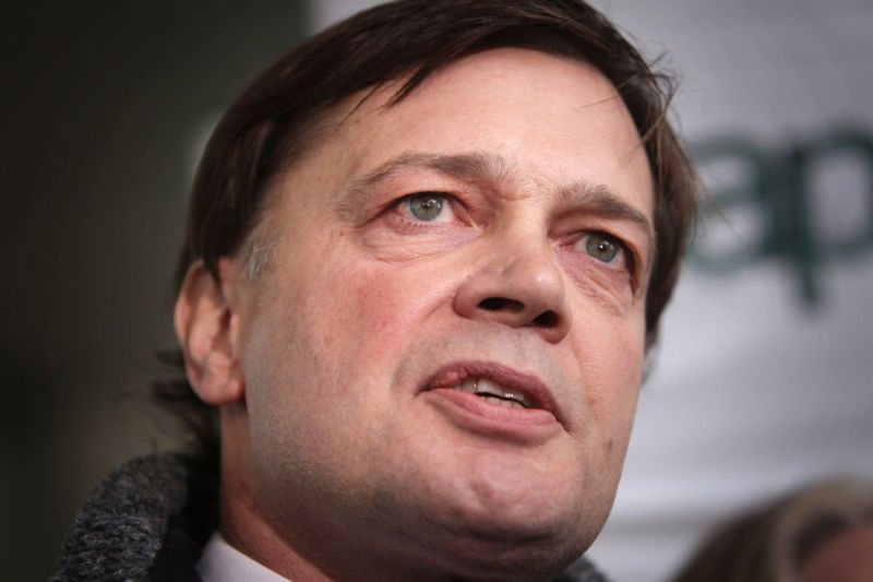 Andrew Wakefield, disgraced former doctor found to have committed fraudulent research.
