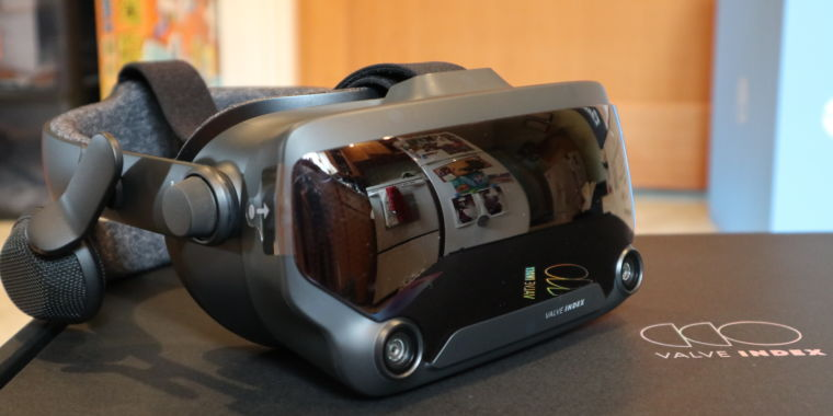 One week with the Valve Index: A VR game-changer with a few