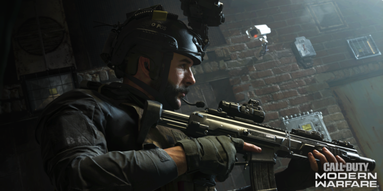 Call of Duty: Modern Warfare reveal: Old name, new campaign, new