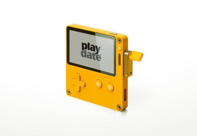 Why the quirky Playdate portable could succeed where Ouya