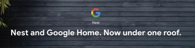 Nest, the company, died at Google I/O 2019