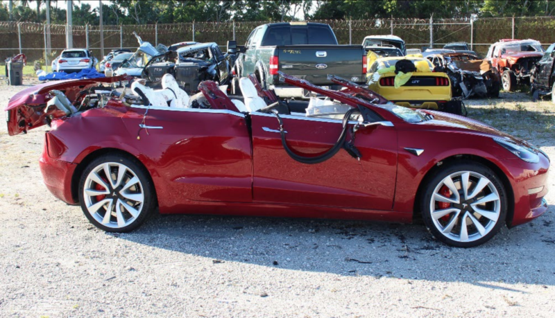 Fatal Tesla Crash March 1 Is Latest to Involve Car's Autopilot