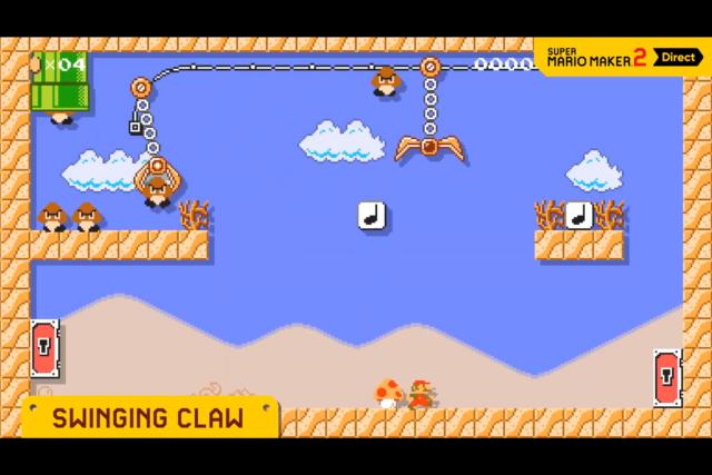 Super Mario Maker 2 news dump: Finally, Mario gets an online