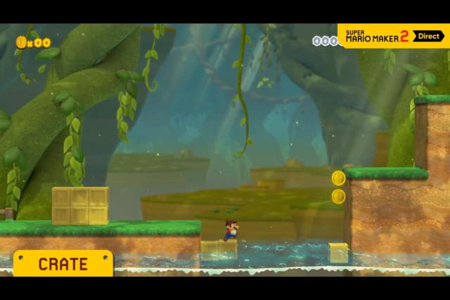 Super Mario Maker 2 news dump: Finally, Mario gets an online-versus
